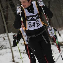 Skiing 90 km - David Pettersson (5416)