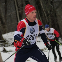 Skiing 90 km - Fredrik Staring (4261)