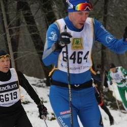 Skiing 90 km - Christian Johansson (6464)