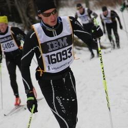 Skiing 90 km - Jasper Van De Reep (16093)