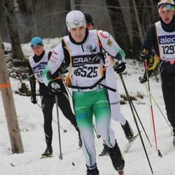 Skiing 90 km - Janne Puhakka (16525)