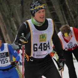 Skiing 90 km - Daniel Svanbäck (6484)