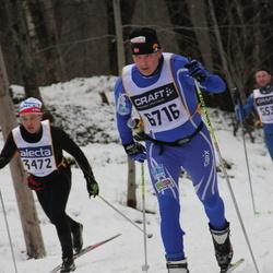 Skiing 90 km - Edvin Aune (6716)