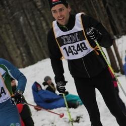 Skiing 90 km - Ádin Hjertberg (14348)