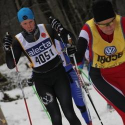 Skiing 90 km - Christian Harding (4051)