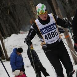 Skiing 90 km - Anders Jorholm (4080)