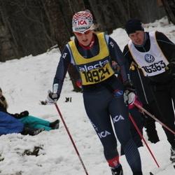 Skiing 90 km - Lina Hallquist (18924)