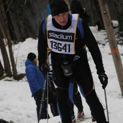 Skiing 90 km - Burkhard Hoffmann (13641)