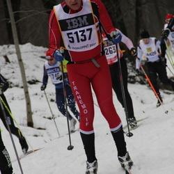 Skiing 90 km - Jan-Olof Markinger (5137)