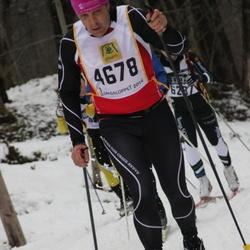 Skiing 90 km - Jean Francois Blondeau (4678)