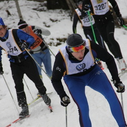 Skiing 90 km - Fredrik Hellgren (9207)