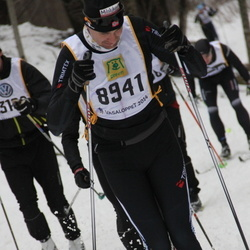 Skiing 90 km - Arve Solhaug (8941)