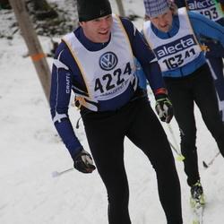 Skiing 90 km - Anders Martin (4224)