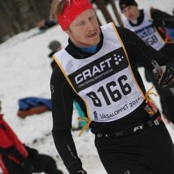 Skiing 90 km - Fredrik Stennert (8166)