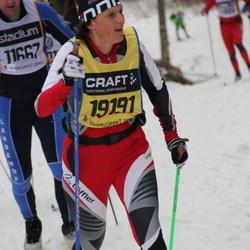 Skiing 90 km - Anders Wadsten (11667), Maria Hierschläger (19191)