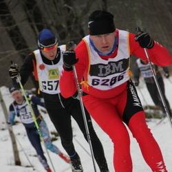 Skiing 90 km - Arnt Sitter (6286)