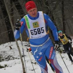 Skiing 90 km - Henrik Johansson (6585)