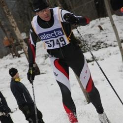 Skiing 90 km - Carlo Cattaruzza Dorigo (5749)