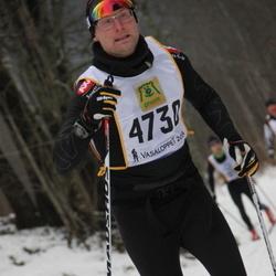 Skiing 90 km - Anders Dahl (4730)