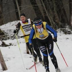 Skiing 90 km - Albin Eklöf (13662)