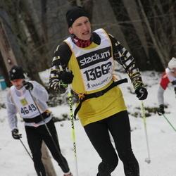 Skiing 90 km - Jacob Bilgrav (4649), Albin Eklöf (13662)
