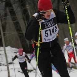 Skiing 90 km - Henrik Ärlig (5142)