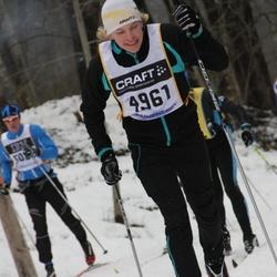 Skiing 90 km - Arvid Birgersson (4961)