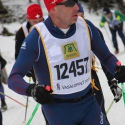 Skiing 90 km - Armin Meier (12457)
