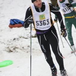 Skiing 90 km - Henrik Franzén (5363)