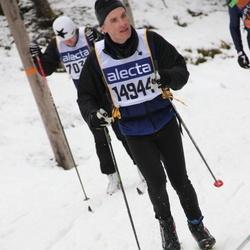 Skiing 90 km - Carl Dahlberg (14944)