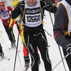 Skiing 90 km - Daniel Spetz (12660)