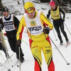 Skiing 90 km - Charles Vörman (7838), Niclas Bernhardsson (10569)