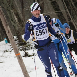 Skiing 90 km - Albin Andersson (6961)