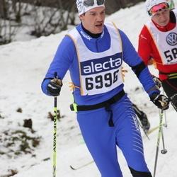 Skiing 90 km - Christian Bjurvald (6996)
