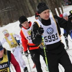 Skiing 90 km - David Klemetz (5993)