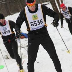 Skiing 90 km - Henrik Ringbro (6536)