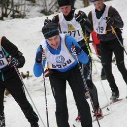 Skiing 90 km - Anders Westin (8538)