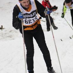 Skiing 90 km - Fredrik Reinholdsson (6635)