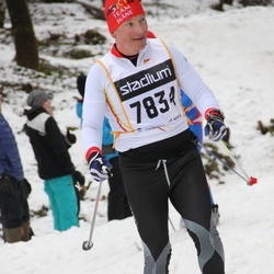 Skiing 90 km - Anders Svahn (7834)