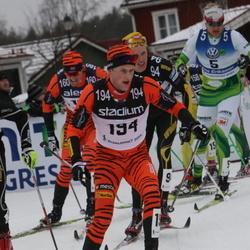 Skiing 90 km - Jens Eriksson (5), Espen Udjus Frorud (194)