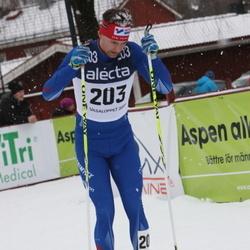 Skiing 90 km - David Frisk (203)