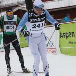 Skiing 90 km - Anders Sörensson (241), Claes Theander (1064)