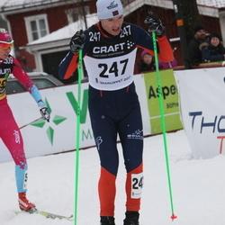 Skiing 90 km - David Støre (247)