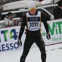 Skiing 90 km - Eivind Haakenstad Godli (1091)