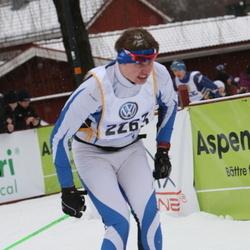 Skiing 90 km - Allar Soo (2263)