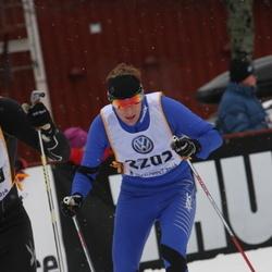 Skiing 90 km - Arvid Claeson (2202)