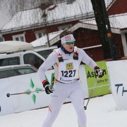 Skiing 90 km - Adam Ekstedt (1227)