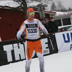 Skiing 90 km - Janis Teteris (15330)