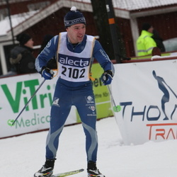 Skiing 90 km - Adam Burström (2102)