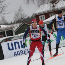 Skiing 90 km - Andreas Blohm (1106)